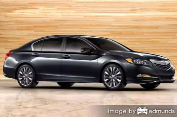 Insurance quote for Acura RLX in Colorado Springs