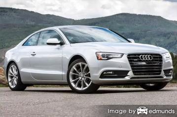 Insurance rates Audi A5 in Colorado Springs