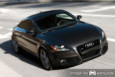 Insurance quote for Audi TT in Colorado Springs