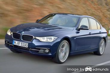 Insurance quote for BMW 328i in Colorado Springs