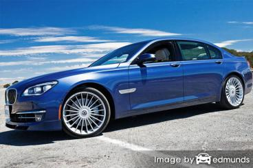 Insurance quote for BMW Alpina B7 in Colorado Springs