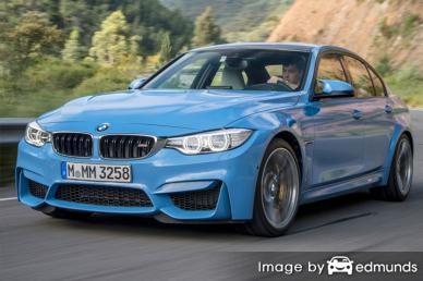 Insurance rates BMW M3 in Colorado Springs