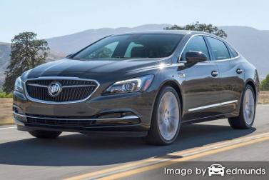 Insurance rates Buick LaCrosse in Colorado Springs