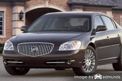 Insurance rates Buick Lucerne in Colorado Springs