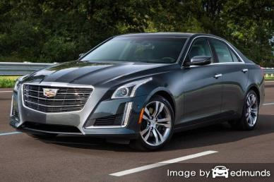 Insurance quote for Cadillac CTS in Colorado Springs