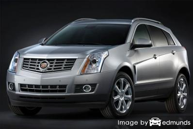 Insurance for Cadillac SRX