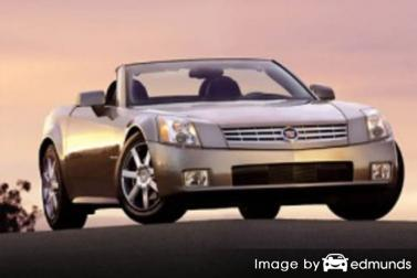 Insurance quote for Cadillac XLR in Colorado Springs