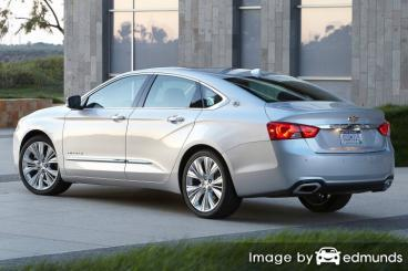 Insurance quote for Chevy Impala in Colorado Springs