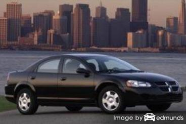 Insurance quote for Dodge Stratus in Colorado Springs
