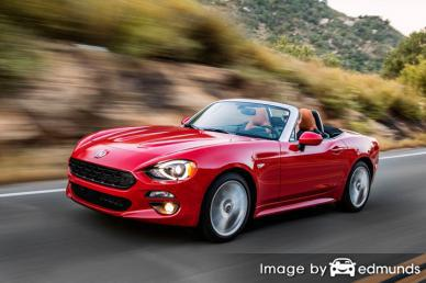 Insurance quote for Fiat 124 Spider in Colorado Springs