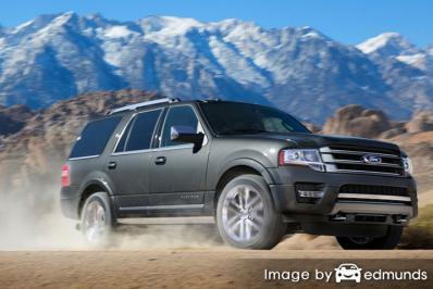 Insurance quote for Ford Expedition in Colorado Springs