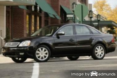 Insurance quote for Ford Five Hundred in Colorado Springs