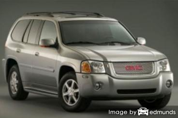 Discount GMC Envoy insurance