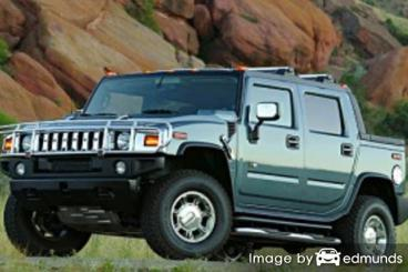 Insurance quote for Hummer H2 SUT in Colorado Springs