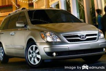 Discount Hyundai Entourage insurance