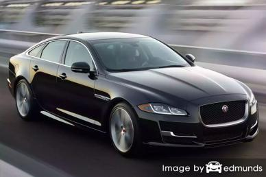 Discount Jaguar XJ insurance