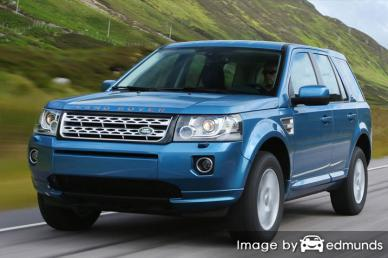 Insurance for Land Rover LR2
