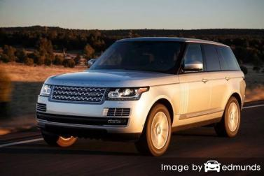 Insurance quote for Land Rover Range Rover in Colorado Springs