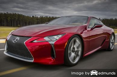 Insurance quote for Lexus LFA in Colorado Springs