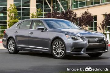 Insurance rates Lexus LS 460 in Colorado Springs