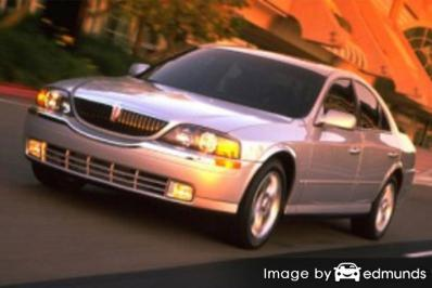 Insurance quote for Lincoln LS in Colorado Springs