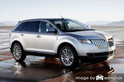 Insurance rates Lincoln MKT in Colorado Springs