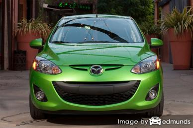 Insurance quote for Mazda 2 in Colorado Springs