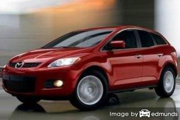 Insurance rates Mazda CX-7 in Colorado Springs