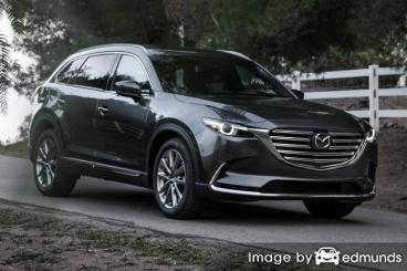 Insurance quote for Mazda CX-9 in Colorado Springs