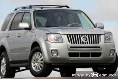 Insurance quote for Mercury Mariner in Colorado Springs
