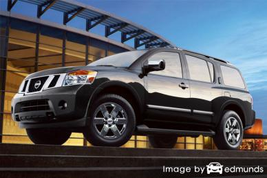 Insurance quote for Nissan Armada in Colorado Springs