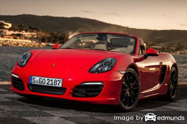 Insurance quote for Porsche Boxster in Colorado Springs