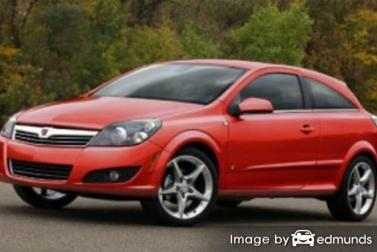 Insurance quote for Saturn Astra in Colorado Springs