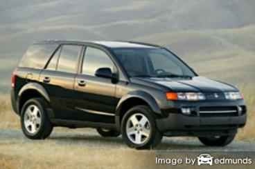 Insurance quote for Saturn VUE in Colorado Springs