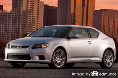 Discount Scion tC insurance