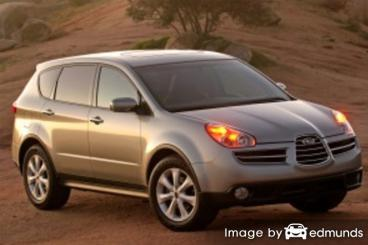 Insurance quote for Subaru B9 Tribeca in Colorado Springs