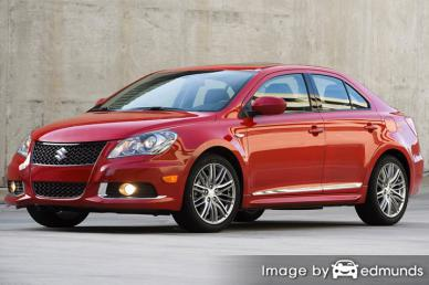 Discount Suzuki Kizashi insurance
