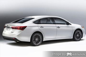 Insurance rates Toyota Avalon Hybrid in Colorado Springs