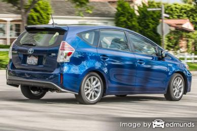 Insurance for Toyota Prius V