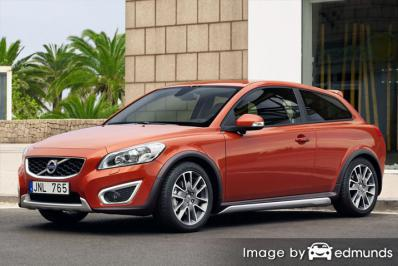 Insurance quote for Volvo C30 in Colorado Springs