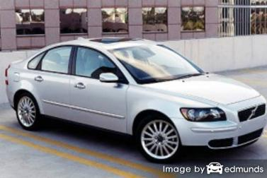 Insurance quote for Volvo S40 in Colorado Springs