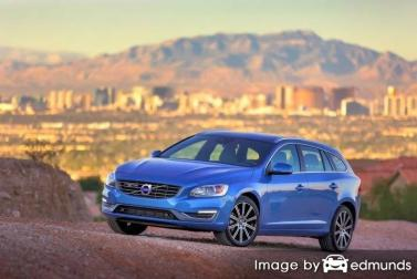 Insurance quote for Volvo V60 in Colorado Springs