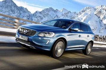 Insurance rates Volvo XC60 in Colorado Springs