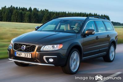 Insurance rates Volvo XC70 in Colorado Springs